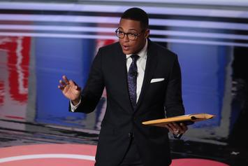 "Don Lemon Calls Out Ellen, Oprah, Drake & More For ""Doing Nothing"" Amid Protests"