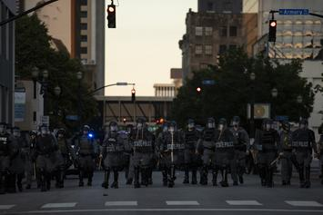 Police Shot & Killed A Man At Louisville Protest