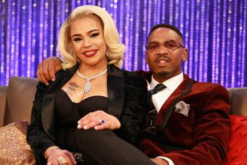 "Joseline Hernandez Says Stevie J Had ""2 Black Eyes"" Following Faith Evans Arrest"