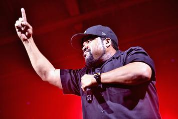 "Ice Cube Shatters The ""Black On Black Crime"" Argument"