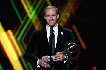 """Drew Brees Tells Donald Trump: """"We Must Stop Talking About The Flag"""""""