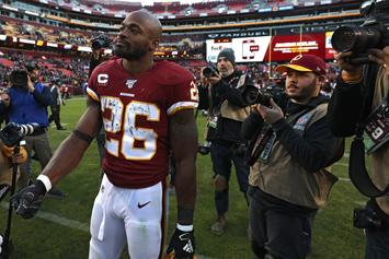 Adrian Peterson Reveals His Stance On Kneeling For 2020 Season