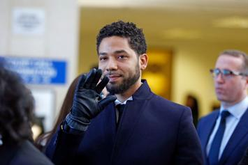 Jussie Smollett Thinks George Floyd Protests Are Also About Him