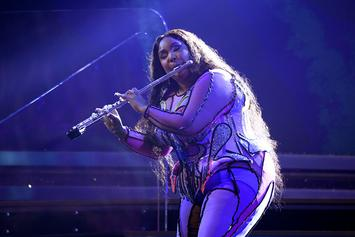 Lizzo's Impresses Class Of 2020 With Flute Performance