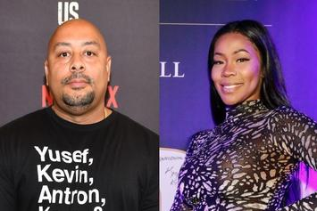 Raymond Santana & Deelishis Tie The Knot After Six-Month Engagement