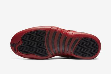 "Air Jordan 12 ""Reverse Flu Game"" Coming This Year: Details"