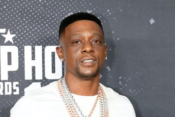 Boosie Mourns The Possibility Of Chuck E. Cheese Closing Forever