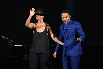 "Alicia Keys & John Legend Partaking In Special Juneteenth ""Verzuz"" Battle"