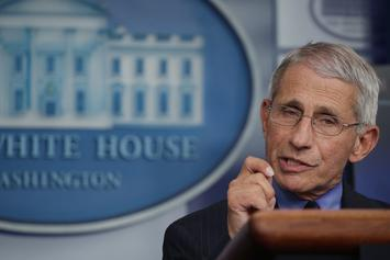 """Dr. Anthony Fauci Praises NBA Return Strategy As """"Quite Creative"""""""