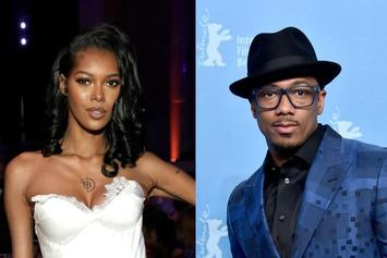 "Jessica White Declares Love For Nick Cannon: ""You Are Me & I Am You"""