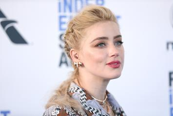 "Amber Heard's ""Time's Up"" Lawyer Withdraws From Johnny Depp Legal Battle"