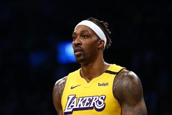 Dwight Howard Claims NBA Players Are Scared To Speak Out