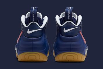 """Nike Air Foamposite Pro """"Blue Void"""" Coming Soon: Photos"""