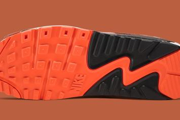 "Nike Air Max 90 ""Orange Duck Camo"" Coming Next Week: Photos"