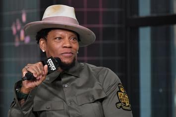D.L. Hughley Passes Out Mid-Stand Up Routine In Viral Video