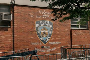 NYPD Officer Filmed Using Chokehold After Ban