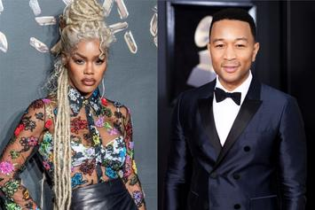 Teyana Taylor & John Legend's Album Sales May Mean Another #1 Week For Lil Baby