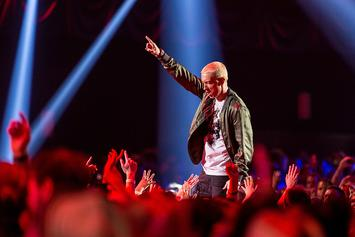"""Eminem Unveils Limited Edition """"Recovery"""" Capsule"""