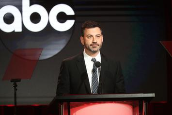 Jimmy Kimmel Addresses Blackface & N-Word Controversy