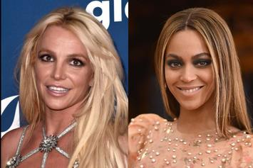 "Britney Spears Crowns Herself ""Queen B"" & Beyoncé Fans Weren't Having It"