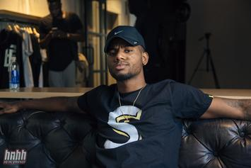 Bryson Tiller Celebrates Finally Graduating High School