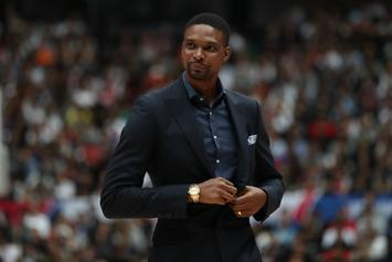 Chris Bosh Explains What Made Him Team Up With LeBron & D-Wade