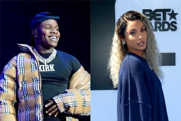 DaBaby & DaniLeigh Walk Arm In Arm & Fuel Persistent Dating Rumors