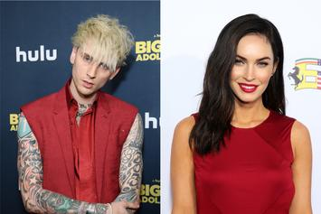"Machine Gun Kelly Details How ""Bloody Valentine"" Shoot With Megan Fox Came To Be"