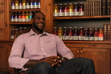 "LeBron James' ""The Decision"" Mastermind Reveals Where Idea Came From"