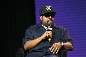 "Ice Cube Calls Reporter's Assault Accusation A ""F*ckin Lie"""