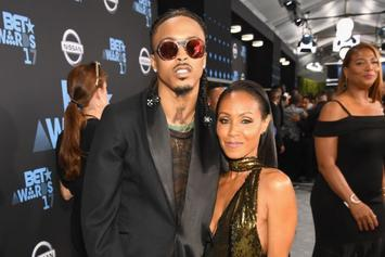 Jada Pinkett Smith's Rep Denies August Alsina Romance Allegations: Report