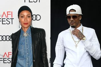 Jada Pinkett Smith Breaks Silence On August Alsina Affair