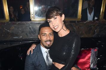 """Omari Hardwick Snaps At IG User Who Criticized Wife: """"You [Chose] A White Woman"""""""