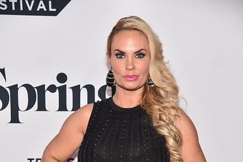 """Coco Austin's Family """"Falling Apart"""" As Her Dad Battles COVID-19"""