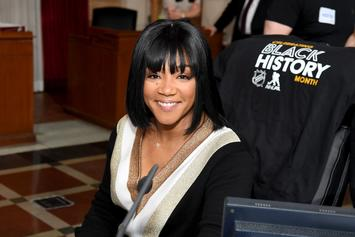Tiffany Haddish Mocks Kanye West By Announcing She's Running For President Too