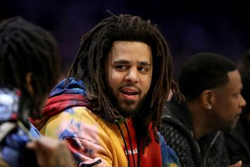 "J. Cole Snaps During Freestyle In ""ROTD3"" BTS Documentary Footage"
