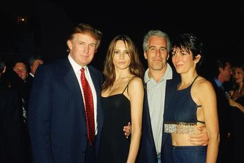 FOX News Crops Trump Out Of Infamous Photo With Epstein & Ghislaine Maxwell