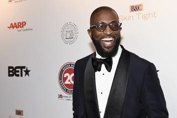 Rickey Smiley's Daughter Shares Photo Of Bloody Car Seat Following Being Shot