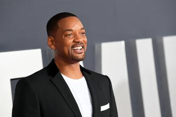 "Will Smith Reveals Cops Have Called Him The N-Word On ""More Than 10 Occasions"""