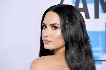 """Demi Lovato Says Her Former Team """"Normalized"""" Eating Disorder, Watched Her Weight"""