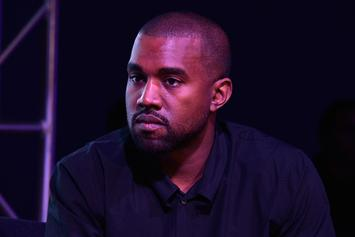 """Kanye West Was """"Ridiculed"""" Until He Cried By Executives Earlier In His Career"""