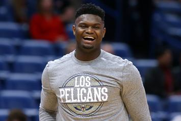 Zion Williamson Shows Off Dominant Form In Return to Court