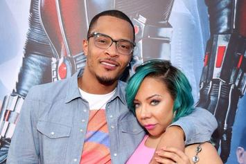 "T.I. Celebrates Tiny's Birthday & Their ""Lifetime Entanglement"" In Style"