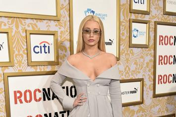 Iggy Azalea Reveals Name Of Her Baby With Playboi Carti