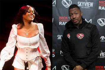 """Azealia Banks Goes Off After Nick Cannon's Firing: """"Dumb Ass Black Man!"""""""