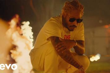 "Future Sets The Block Ablaze In ""Posted With Demons"" Video"