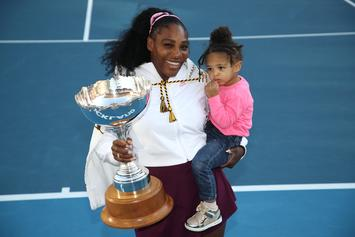 Serena Williams's Daughter Olympia Is Now Part-Owner Of L.A.-Based Women's Soccer Team