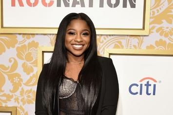 Reginae Drops A Few Bars On Song She Recorded With Her Friends