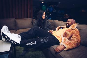 Kanye West Publicly Apologizes To Kim Kardashian Following Recent Comments