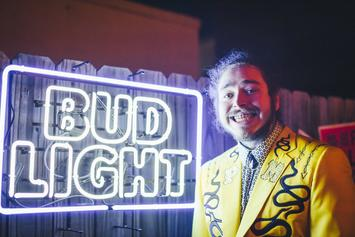 Post Malone Apparently Starting A Pro Beer Pong League